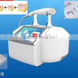 portable home-use RF Thermacool skin tighten beauty instrument /Fractional Needle RF for Deep Anti-aging and Wrinkle Removal