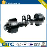 American type trailer suspension parts axle auto vehicle truck spare parts hydraulic dump trailer parts