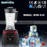 Hot Selling 2.0L-3.9L Volume 2200W Battery Operated Hand Blender