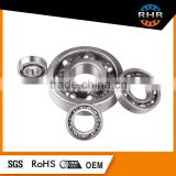 High quality hot sale high speed and low noise deep groove ball bearings 6000zz/2rs with industrial