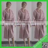 Promotional cheap girls pink bathrobes&adults' bathrobe&japanese satin lingerie