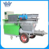 gypsum plaster spraying machine