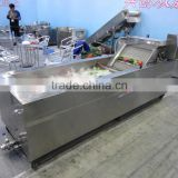 Large Type Vegetable Washer, peeler, vegetable fruit carrot potato radish taro yam cassava washing machine