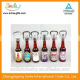 Bottle opening sticker practical magnet clear acrylic fridge magnets                                                                         Quality Choice