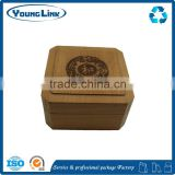 eco friendly wholesale deep wooden box frame