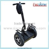 Adult Electric Stand Up Scooter,Motor Power: 2*1000 Watts,Battery:72V10AH,Forward And Reverse ESIII