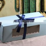 Wholesale Bow Tie Butterfly Wedding Candy Boxes Continental Personalized Wedding Gift Holder