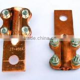 More 20years ODM Experiences Supply Copper Bolted Straight Cable Connector Terminals Lug