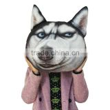 Wholesale High Quality New Dog Design Pillow Cover Car Home Seat Cushion Cartoon Animal Pillowcase Cover
