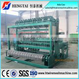 High Productivity Automatic Fence Post Making Machine!