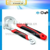 2 sets of Snap and Grip New Universal Wrench,Snap n Grip adjustable spanner 9-22mm,23-32mm
