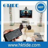 Mini Portable Wireless Bluetooth Keyboard with Multi-Touch Pad Mouse with Backlight Keys for TV BOX Tablet PC