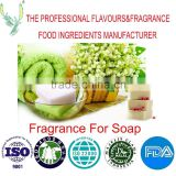 High concentration of natural fresh and good smell fragrance for soap,factory direct sale