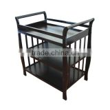 Wooden 3 Tier Baby Changing Station / Changer Unit /Baby change table