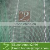 invisible bird netting for agricultural