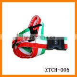 2014 travel accessory Italy flag color password lock luggage bag belt wholesale ZTCH-005