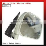 toyota hiace body kits #000111 white side mirror 6480 for KDH 200 HIACE COMMUTER 1994-2002