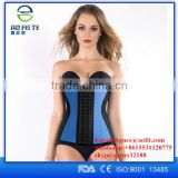 Aofeite Factory Women Latex Rubber Waist Training Cincher Underbust Corset Body Shaper Shapewear