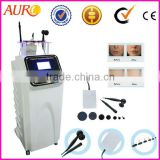 latest facial massage eye care skin care monopolar rf beauty machine for restoring skin elasticity Au- 828