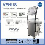 Skin Care Latest Ultrasound Therapy Machines Slimming Machine For Home Use S80C ISO/CE Ultrasonic Rf Vacuum Cavitation Machine