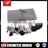18pcs High Quality Painting Makeup Brush Set With Cosmetic Bag