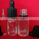 alibaba china 30ml glass dropper bottles clear essential oil bottle ejuice bottle for e liquid flavor