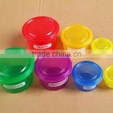 Perfect color-coded portion control food containers 14pc set crispers
