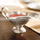 Stainless Steel Gravy Boat High Quality