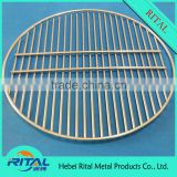 Commercial Indoor Stainless Steel Grid Barbecue Wire Mesh Grill