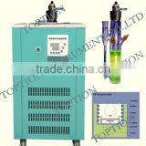 lab chemical glass reactor continuous stirred tank reactor customized high pressure photochemical reactor with UV lamp