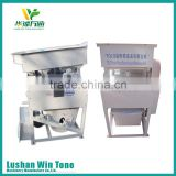 Corn Wheat Rice Seeds Gravity Destoner Removing Stone Machine