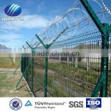 Good Price Razor Barded Wire Airport Fence \ Airport Safety Barrier ( Professional Factory )