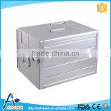 Customized large capacity airline atlas box aluminium alloy aircraft containers