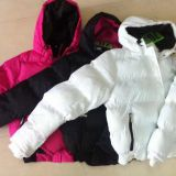 Everlast branded stock lot, Kids puff coat with hoodie 6,380pcs