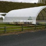 Metal frame Container Top Shelter , Warehouse Tent , Storage Shelter, Poultry shed , Livestock shelter