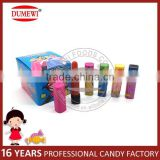 Princess Lipstick Shaped Toy Candy Hard Sweets