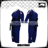 High quality Brazilian Shoyoroll Jiu Jitsu Gi with custom pearl weave fabric