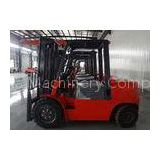 2000kg Diesel Industrial Forklift Truck With Isuzu Engine 3000mm - 6000mm Mast Automatic Transmissio