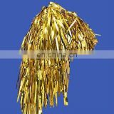 Hot sell foil spirit wig school sport wig team wig