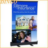2017 new aluminum pull up banner Retractable Roll Up Banner Stand for Advertising