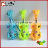 Shantou factory plastic music instruments toy candy