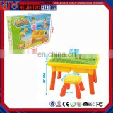 Wholesale children outdoor sand and water table tool beach toys