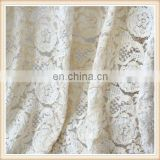 new products 2014 white bridal lace fabric wholesale wedding lace fabric for maxi dress/wear/curtain/bag
