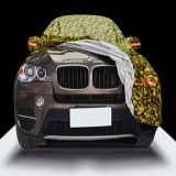 Camouflage PEVA Add Cotton Fabric SUV Car Covers