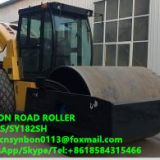 SYNBON Hydraulic, Double Wheel, Vibratory Road Roller 18T