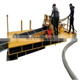Best price for brand new used ore separator small scale mining equipment 6 inch gold dredge used in the river