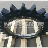 Sumitomo SC650DD-2 wheel drive crawler crane sprocket-wheel undercarriage parts driving roller sprocket