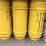 Chinese cheap 400L 500KG gas cylinder with flange &without  with LR,BV CERTIFICATE