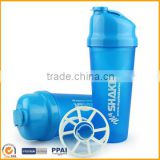 Custom Protein Water Sports Fitness Bottle powder blender shaker bottles
