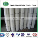 special recommend dust collector polyester fiber filter cartridge/ployester fiber filter tube